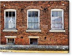 Housatonic Mill No. 1 Acrylic Print by Geoffrey Coelho
