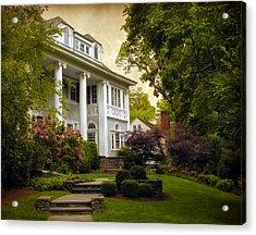 House Hunting Acrylic Print by Jessica Jenney