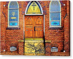 House Of God Acrylic Print