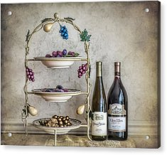 House Wine Acrylic Print