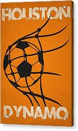 Houston Dynamo Goal Acrylic Print by Joe Hamilton