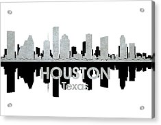Houston Tx 4 Acrylic Print