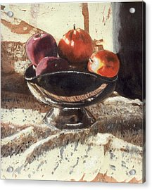 How Bout Those Apples II Acrylic Print