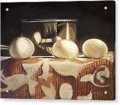 How Does Eggs For Breakfast Sound? Acrylic Print