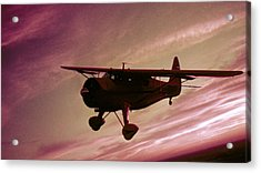 Acrylic Print featuring the photograph Howard Dga by Greg Reed