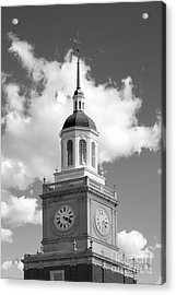 Howard University Founders Library Acrylic Print by University Icons