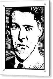 H. P. Elvis Acrylic Print