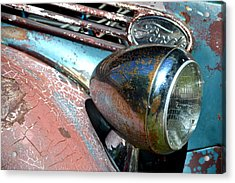 Acrylic Print featuring the photograph Hr-32 by Dean Ferreira