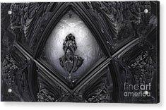 Hr Giger In Memorium Acrylic Print