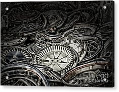 Hubcaps Acrylic Print