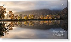 Huff Street Magic Winona Minnesota Acrylic Print