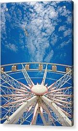 Huge Ferris Wheel Acrylic Print