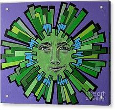 Hugh Grant - Sun Acrylic Print