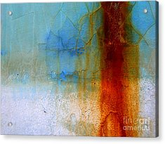 Acrylic Print featuring the photograph Hull Textures by Robert Riordan