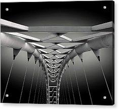 Humber Bridge Acrylic Print