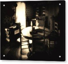 Humble Home Acrylic Print