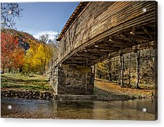 Humpback Bridge Acrylic Print