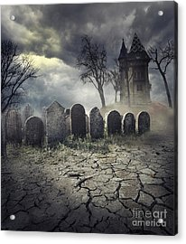 Hunted House Acrylic Print