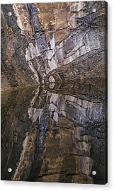 Hunter Canyon Seep Acrylic Print
