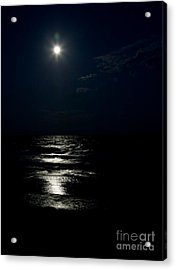 Hunter's Moon II Acrylic Print by Michelle Wiarda