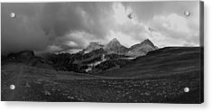 Acrylic Print featuring the photograph Hurricane Pass Storm by Raymond Salani III