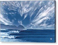 Hurricane Point Acrylic Print