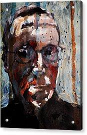 Husdant Portrait Acrylic Print