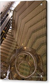 Hyatt Regency Hotel Embarcadero San Francisco California Dsc1976 Acrylic Print
