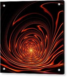 Hypnosis Acrylic Print by Anastasiya Malakhova