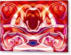 Hypnotoad Acrylic Print by Omaste Witkowski