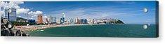 Hyundae Beach Acrylic Print