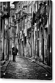I Am... Acrylic Print by Gennaro Parricelli