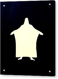 I Am The Door  Acrylic Print by Sandra Yegiazaryan