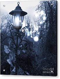 I Believe Acrylic Print by Jeffery Fagan