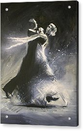 I Could Have Danced All Night Acrylic Print