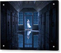 I Have A Dream Acrylic Print by Stig Hole