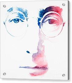 I May Be A Dreamer Acrylic Print