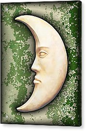 I See The Moon 3 Acrylic Print