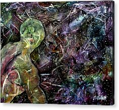 Stardust - I Sing The Body Electric Acrylic Print