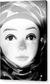 I Still Feel So Dark Acrylic Print by Jez C Self