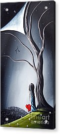 I Told You He Still Loves Us By Shawna Erback Acrylic Print by Artisan Parlour