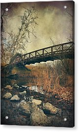 I Tried To Forget You Acrylic Print by Laurie Search
