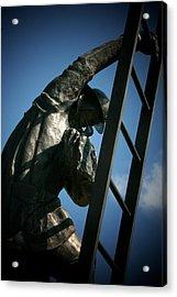 Iaff Fallen Firefighters Memorial  2 Acrylic Print