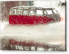 Ice Age Vw Acrylic Print