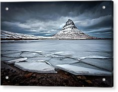 Ice-berg Acrylic Print