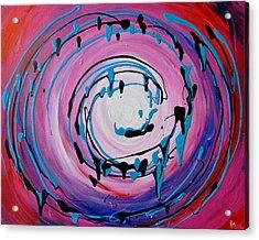 Ice Cream Swirl Acrylic Print