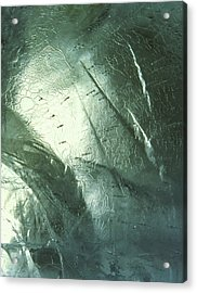 Ice Hotel Wall Acrylic Print by Dan Tobin Smith/science Photo Library