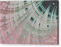 Ice Palace Acrylic Print