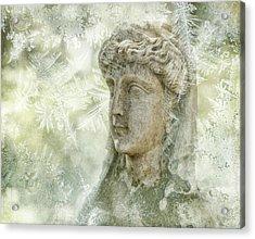 Ice Queen Acrylic Print