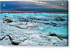 Ice Storm # 14 - Kingston - Canada Acrylic Print